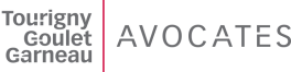 TOURIGNY GOULET AVOCATES Logo